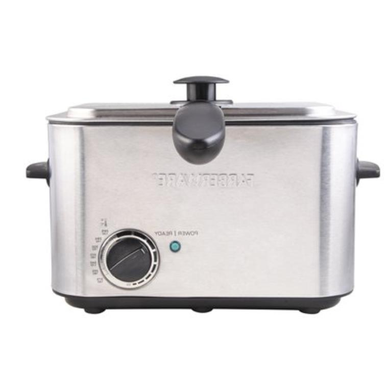 Farberware Deep Fryer Mini 1.1 Small