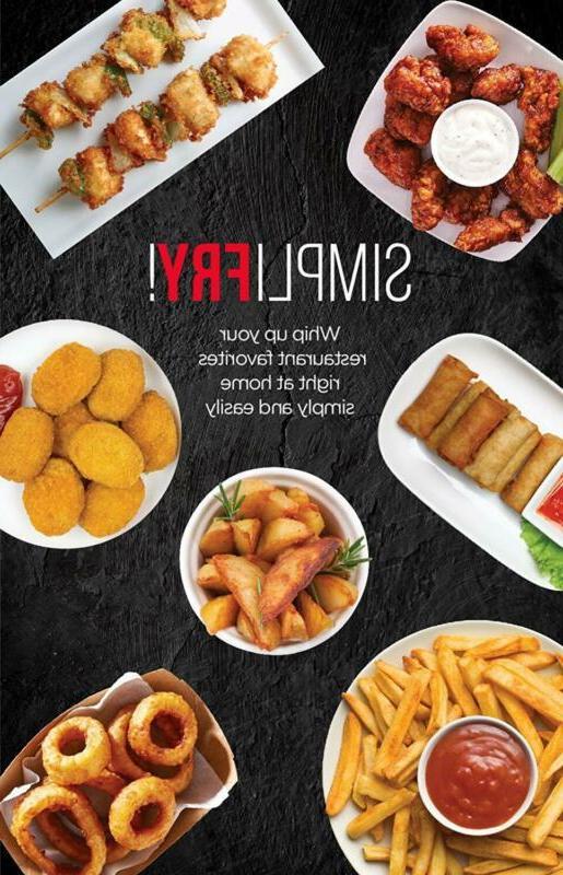 Chefman Fryer Basket Chicken,