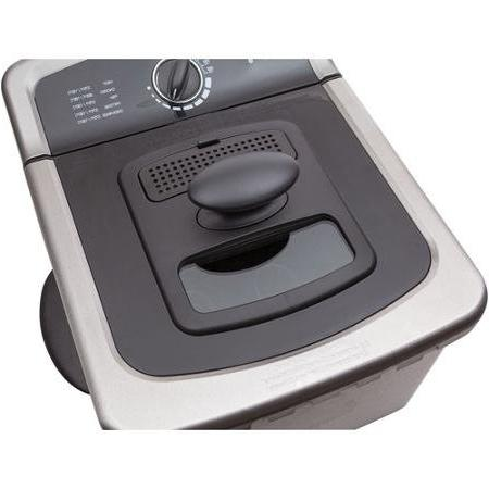 FARBERWARE Dual Deep Fryer, Stainless