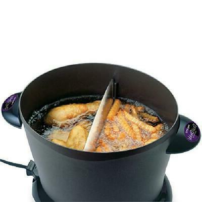 Presto Dual Cooker Kitchen Countertop Fries