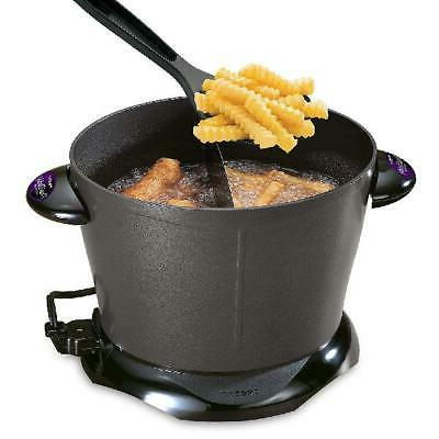 electric deep fryer dual daddy cooker home