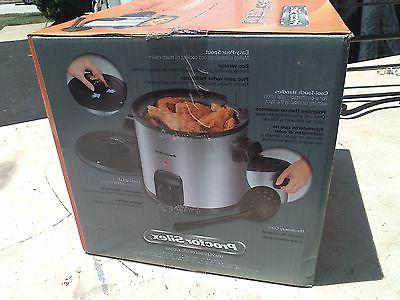 Proctor Silex fryer 4 cup capacity