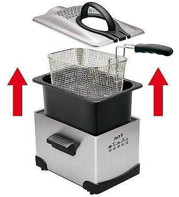 T-fal Easy Pro Enamel Fryer Appliance,