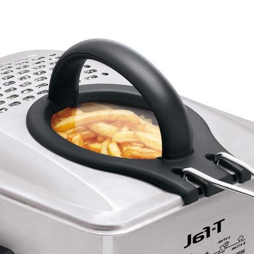 Liter Fryer in Stainless Steel