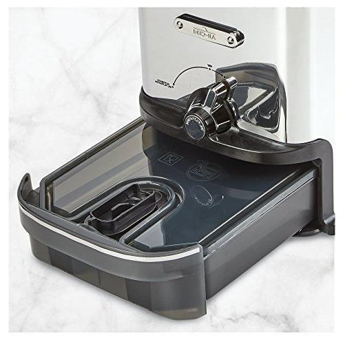 All-Clad 3.5 L Pro Deep-Fryer,
