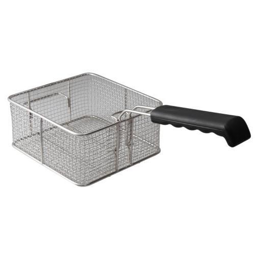 Electric Countertop Deep Fryer Dual Steel