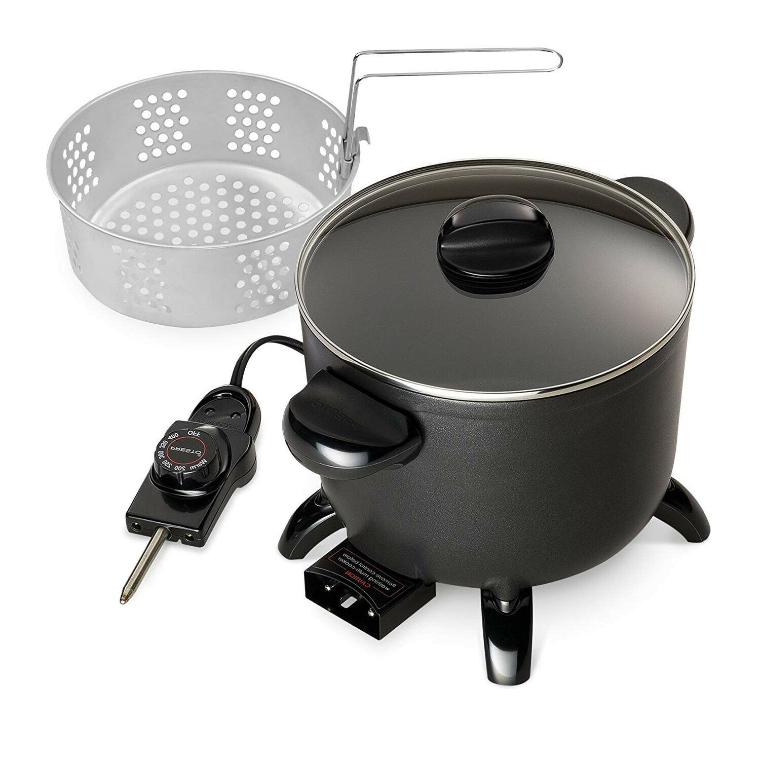 Electric Restaurant Kitchen Kettle Cooker