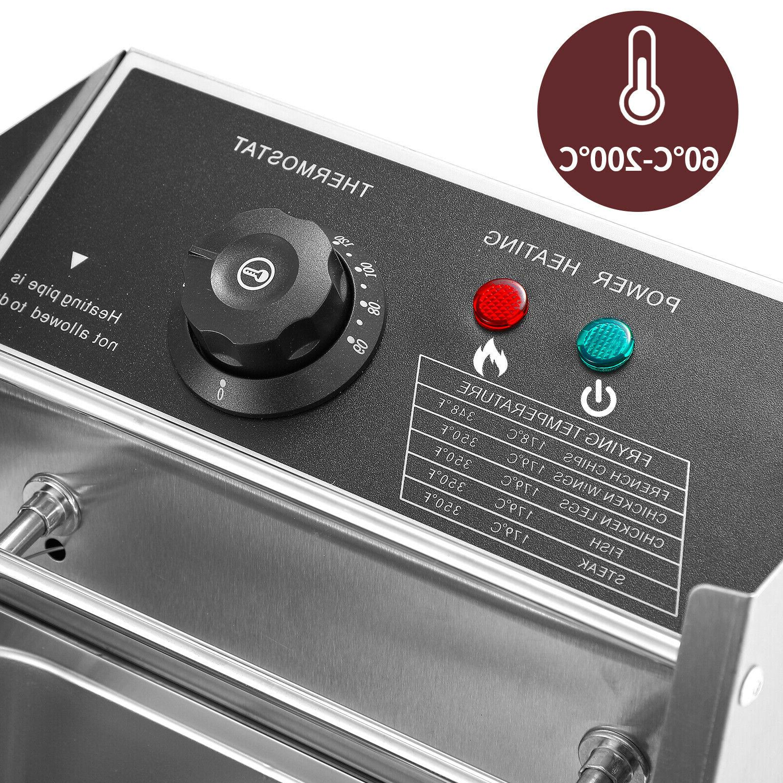 5000W Electric Stainless Restaurant