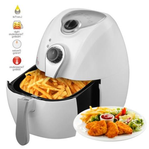 electric oil air fryer timer