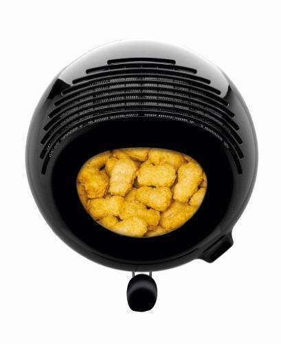 Deep Fryer, Black