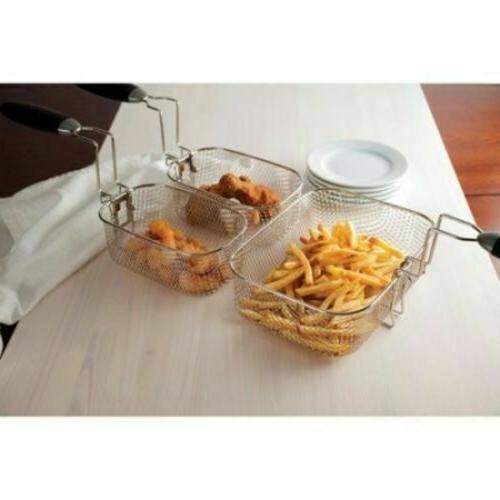 Farberware Home Fryer Oil Stainless Steel baskets