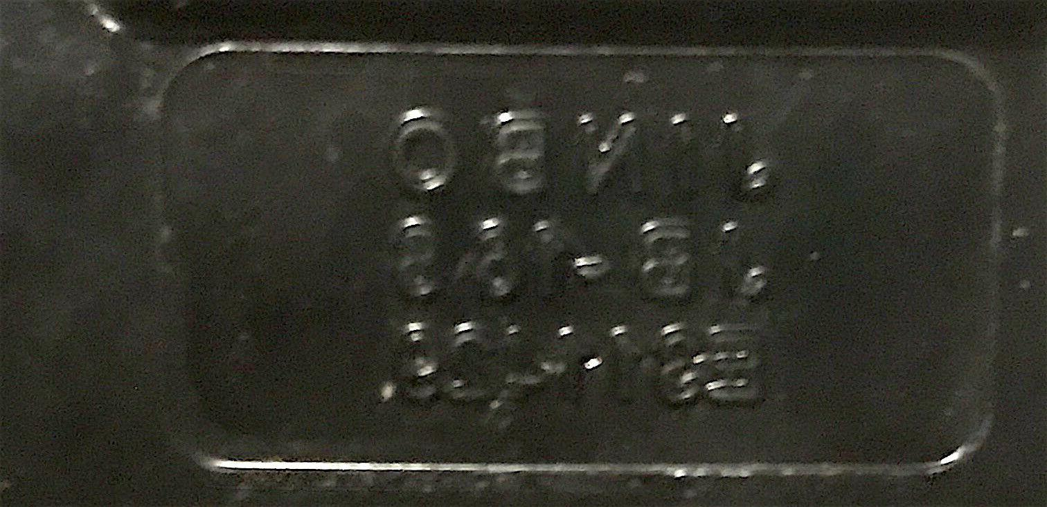 Jinbo Deep Fryer E311429 Cord