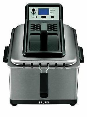 kj502d51 deep fryer electric deep fryer stainless