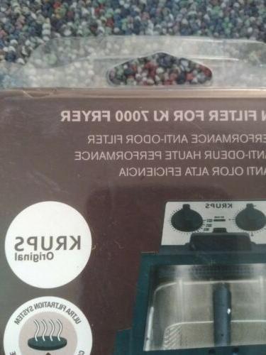 Krups Carbon Filter #XA500050 in