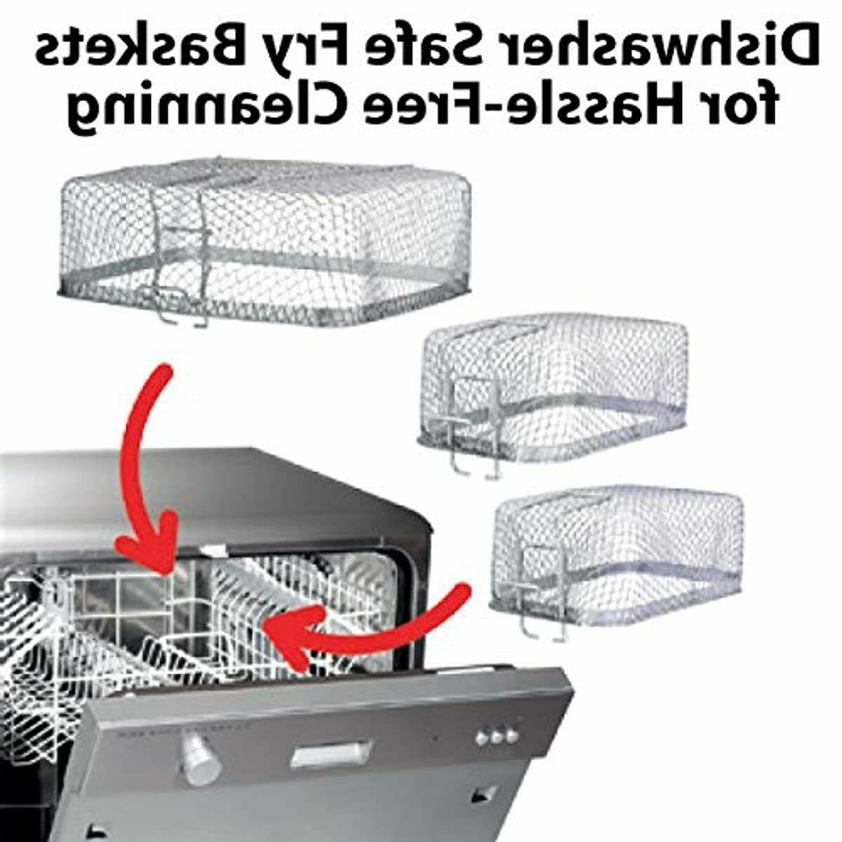KRUPS KJ502D51 Electric Deep Fryer Steel Triple