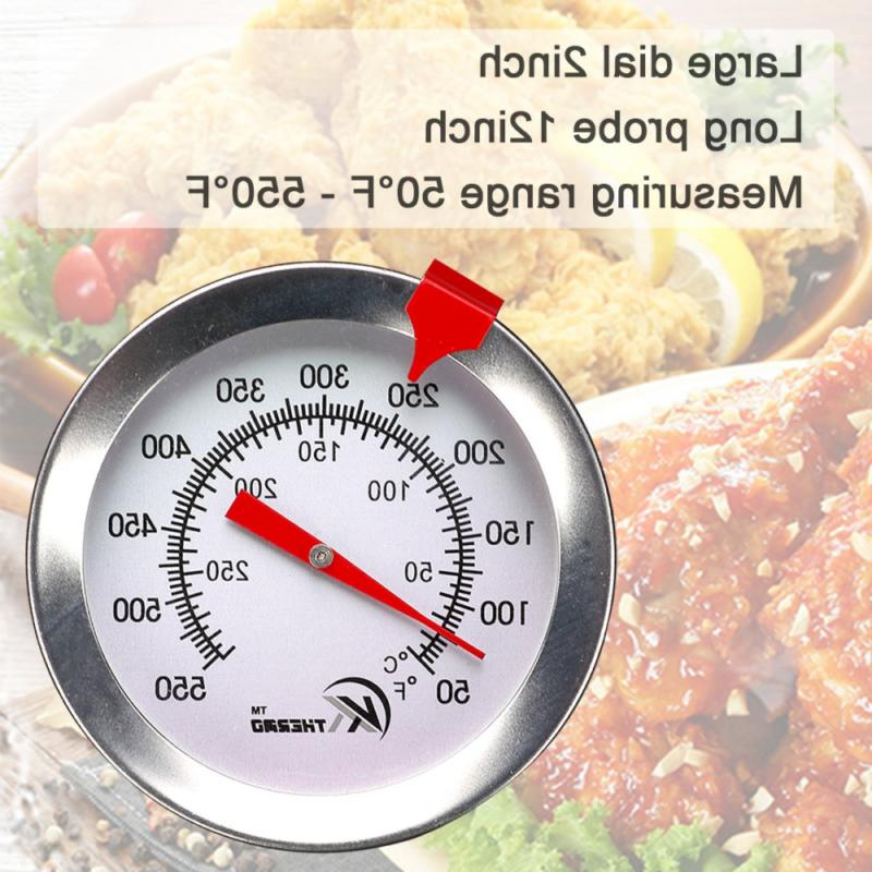 KT Thermometer With Stainless Steel
