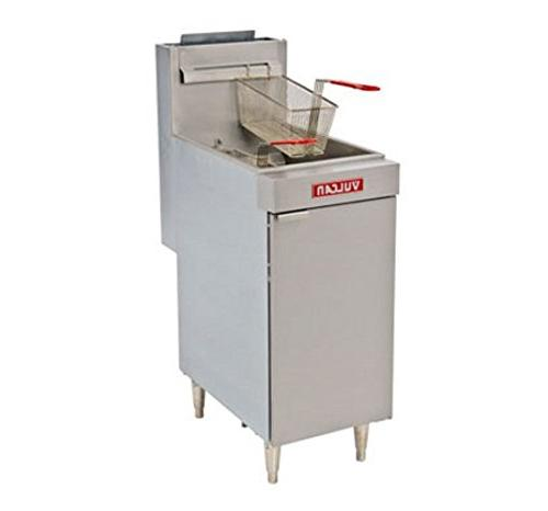 lg500 floor model gas fryer