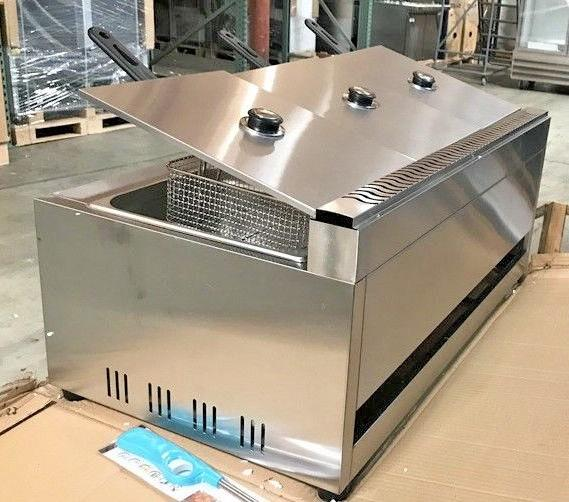 NEW Deep Fryer and Gas Top