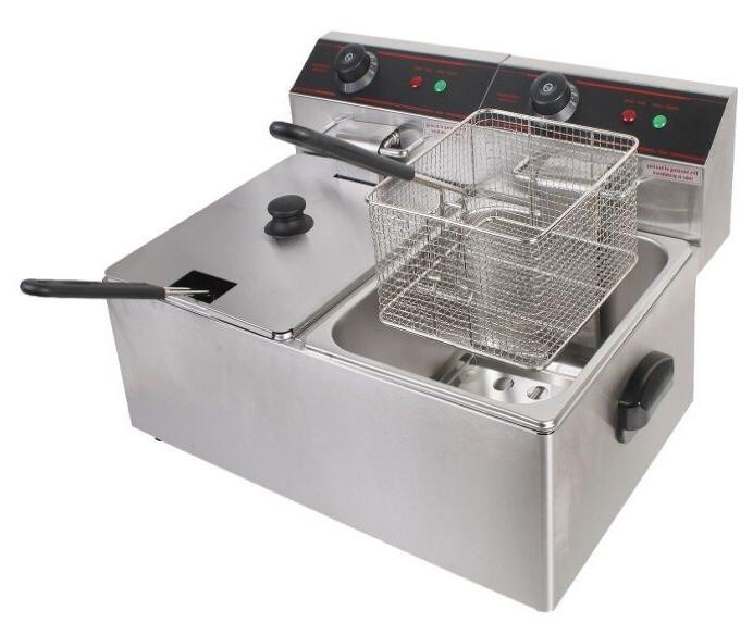 New 5000w Deep Fryer