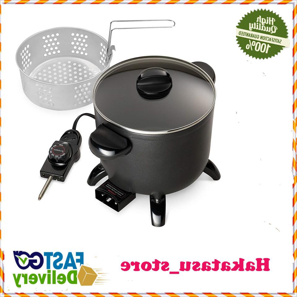 presto kitchen kettle electric multi cooker roaster