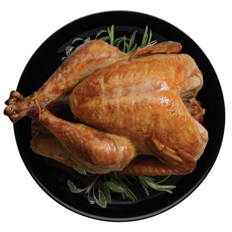 Rotisserie Turkey Home Kitchen