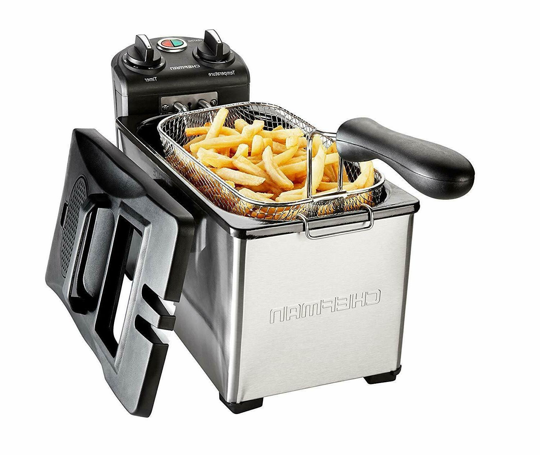 Chefman RJ07-3SS-T - - Steel
