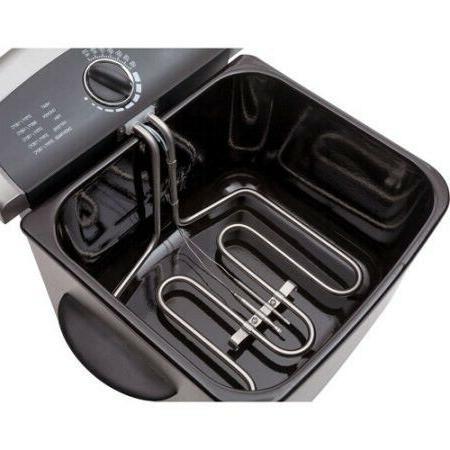 Farberware Royalty Stainless Steel 4 Liter Fryer