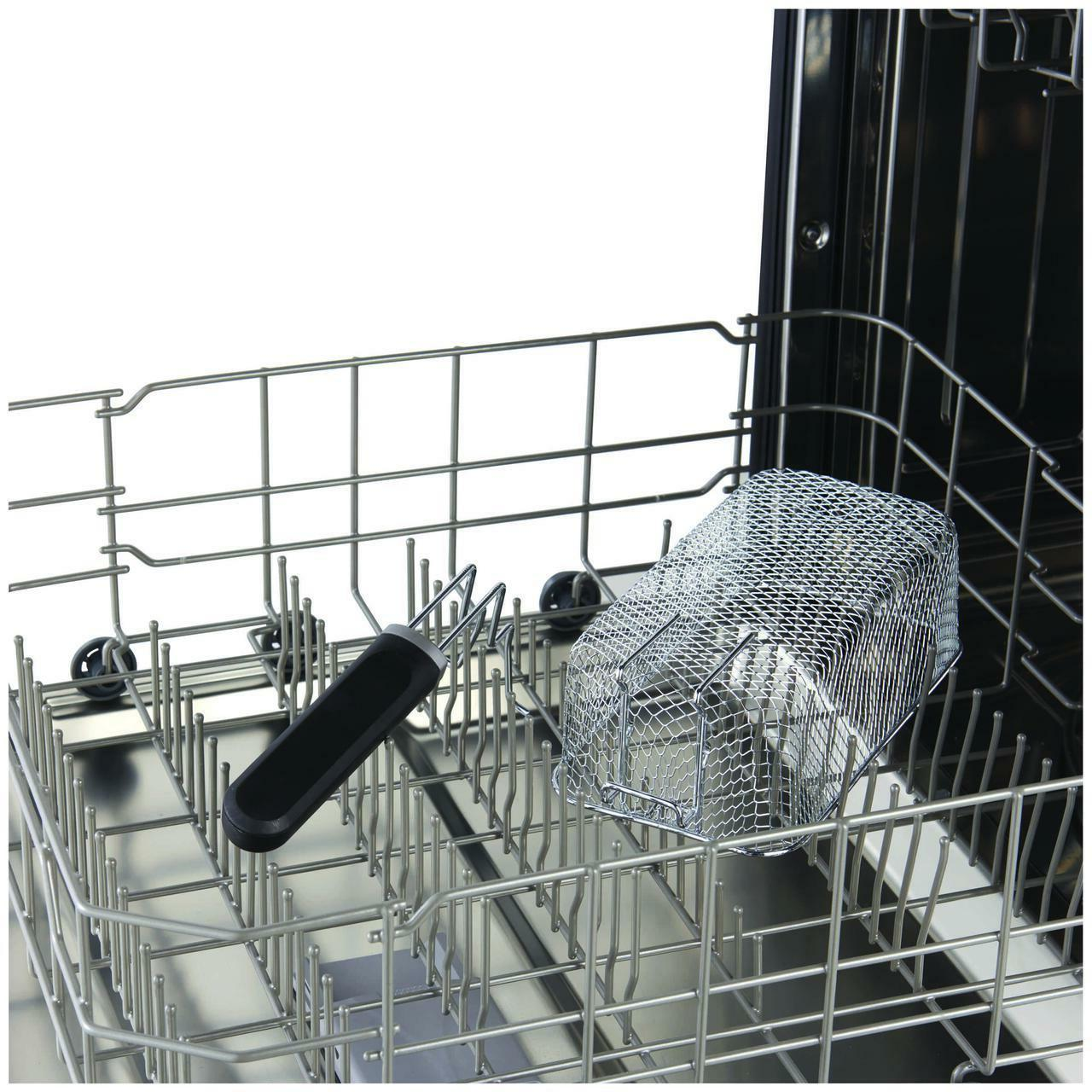 Stainless Steel Deep 3 Filtration System Silver Color