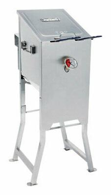 Bayou Classic  Stainless Steel  Deep Fryer  4 gal.