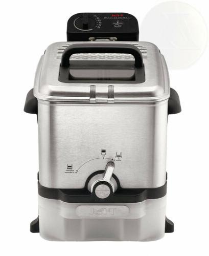 T-fal Deep with to