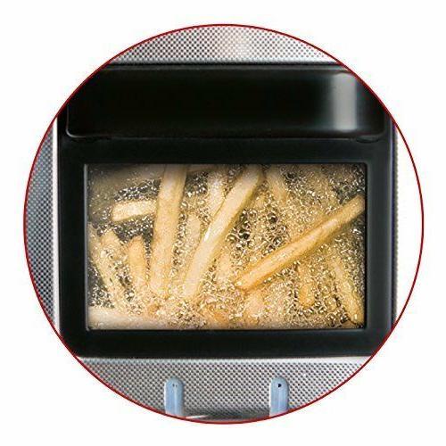 T-fal FR4049 Electric Fryer Snack Oil