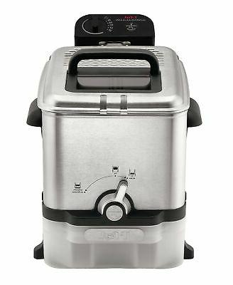 T-fal Fryer to Clean Deep Fryer, Oil