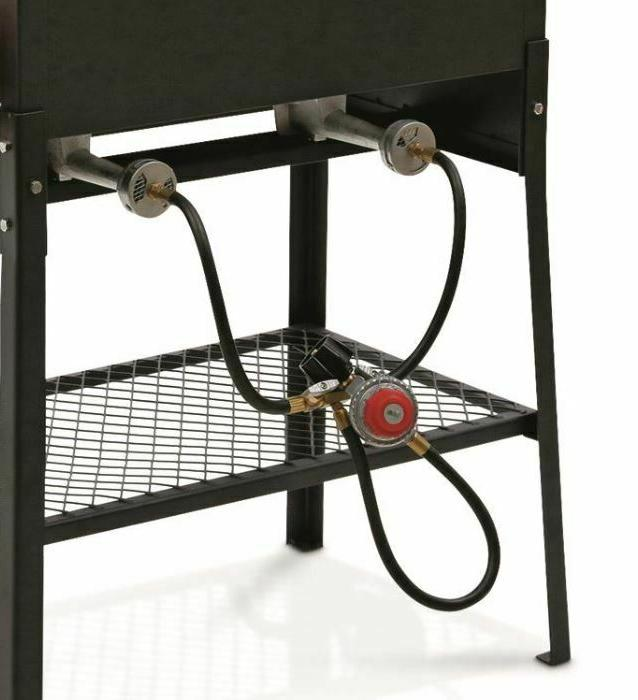 Triple-Basket Fryer Steel Baskets - 6.5-Gallon