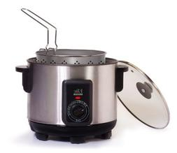 MaxiMatic EDF-1300M  Elite Cuisine Deep Fryer/Multi Cooker,