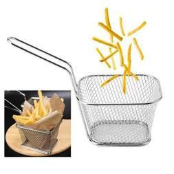 Mini Fry <font><b>Basket</b></font> French <font><b>Deep</b>