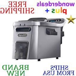 *New* DE'LONGHI Livenza Deep Fryer w Easy Clean System & Adj