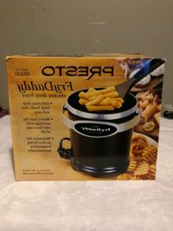 NEW Presto Fry Daddy 05420 Electric Deep Fryer - Open Box