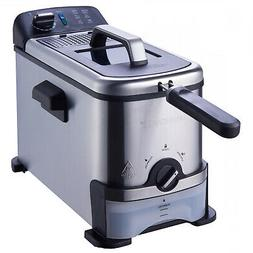 New Professional Quality Brand 1700W 3-Liter Filter Deep Fry