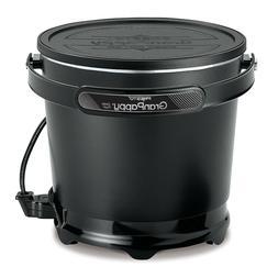 New Seal Presto 05411 GranPappy Electric Deep Fryer
