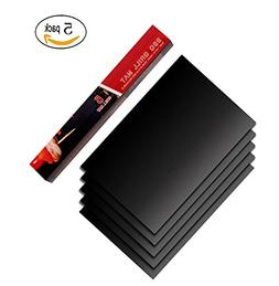 Non-stick BBQ Grill Baking Cooking Mats FDA-Approved Perfect