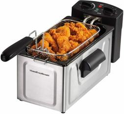 Hamilton Beach® 8-Cup Oil Capacity Deep Fryer