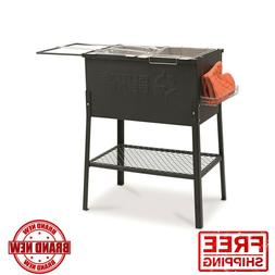 outdoor triple 3 basket deep fryer propane