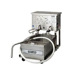 Pitco P18 Portable 75LB Capacity Deep Fryer Oil Filter