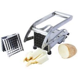Potato Vegetable Slicer Fruit Cutter French Fry Maker Restau