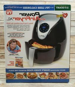 Power Air Fryer XL Electric Deep Fryer As Seen On TV 2.5 Qua