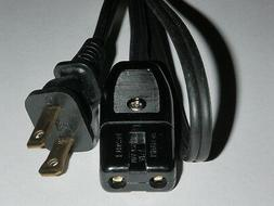 Power Cord for Dominion Tall Fry Deep Fryer Model 2222 only