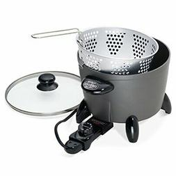 PRESTO 06003 MULTI COOKER STEAMER ELECTRIC