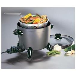Presto 6003 6 Qt. Options Multi-cooker/steamer