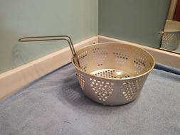 Presto Deep Fryer Replacement Basket ONLY