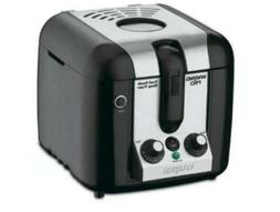 Waring Pro Professional Quality Cool Touch Deep Fryer DF100